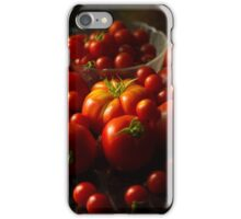 Fresh Tomatoes iPhone Case/Skin
