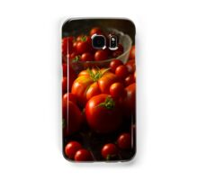 Fresh Tomatoes Samsung Galaxy Case/Skin