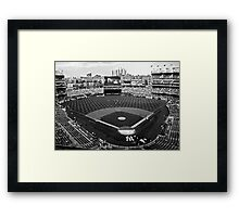 Just Before The Game Framed Print