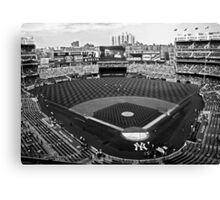 Just Before The Game Canvas Print
