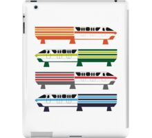 The Monorail System iPad Case/Skin