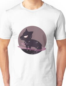 Little dark wolf Unisex T-Shirt