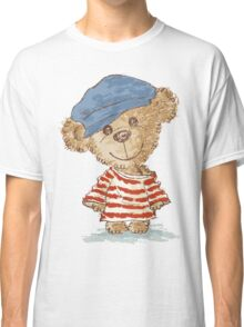 Teddy bear and clothes Classic T-Shirt