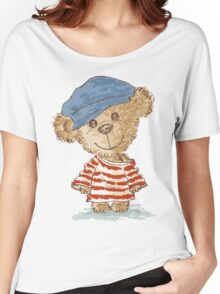 Teddy bear and clothes Women's Relaxed Fit T-Shirt
