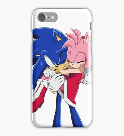 Sonic and Amy iPhone Case/Skin