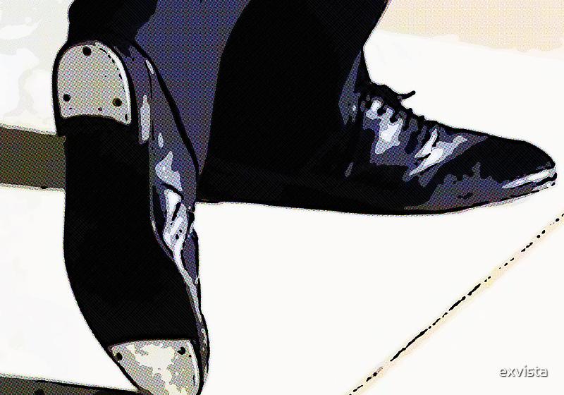 Tap Shoes by exvista