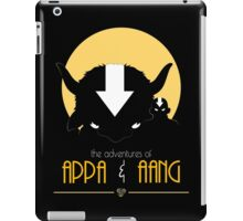 The Adventures of Appa and Aang iPad Case/Skin