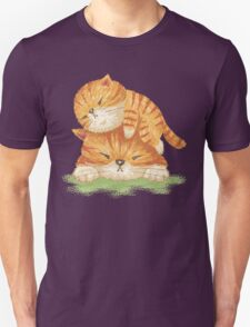Family of tabby Unisex T-Shirt