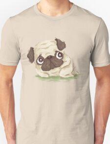 Pug shy Unisex T-Shirt