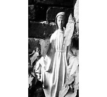 Mary of the Garden I Photographic Print