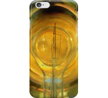 The Lightbulb in a Lighthouse iPhone Case/Skin