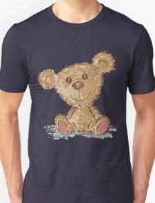 Teddy bear sitting Unisex T-Shirt