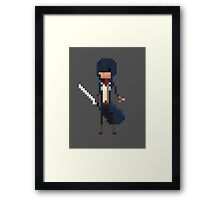 Pixel Arno Framed Print