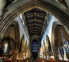Loughborough Church Altar & Nave by Yhun Suarez