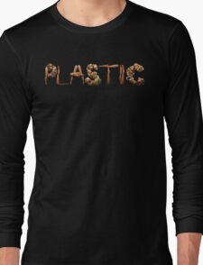 Plastic Long Sleeve T-Shirt