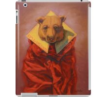 "The Bear That Swallowed Mystery""  iPad Case/Skin"