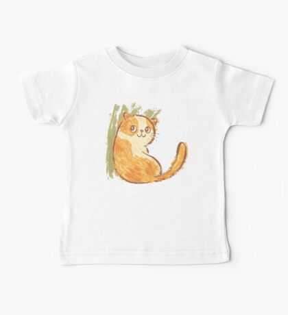 Smile of fat cat Kids Clothes