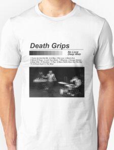 Death Grips NLDW CENSORED NOT ORIGINAL DESIGN Unisex T-Shirt