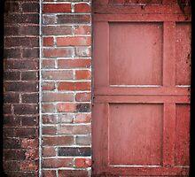 Brick Brick Wood by Robert Baker