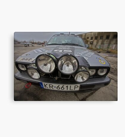 El Macho .....❤‿❤ .....Mark Knopfler . by Brown Sugar. Canon 5D Mark II .  Canon 17 - 40 mm  f/4  L . Yeah !!! Views (367) . F* Top 10 Winner Automotive Bling. Canvas Print