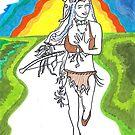 Indian  Princess by BellaBarrio