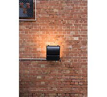 A Wall Photographic Print