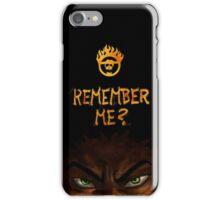Furiosa - Remember Me? iPhone Case/Skin