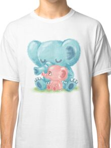 Family of elephant Classic T-Shirt