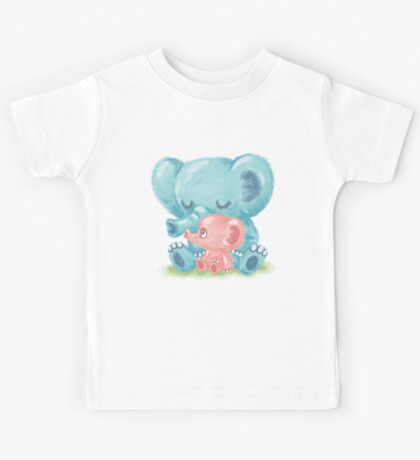 Family of elephant Kids Clothes