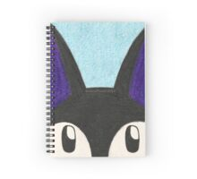Jiji's Look Spiral Notebook
