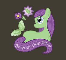 Be Your Own Pony (Ladies) Womens Fitted T-Shirt