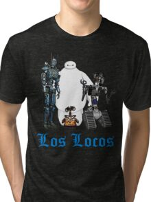 Los Locos Tri-blend T-Shirt