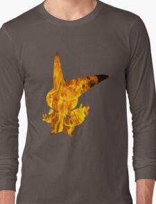Victini used overheat Long Sleeve T-Shirt