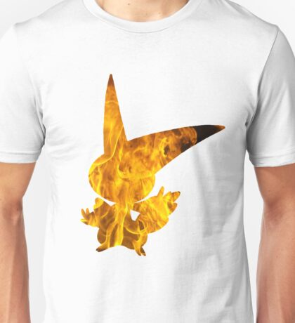 Victini used overheat Unisex T-Shirt