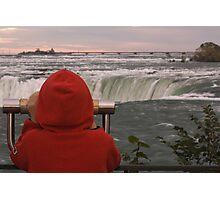 Niagara Viewpoint Photographic Print