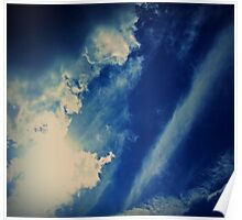 """""""Sky Scene"""" Poster"""