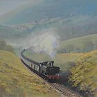 The Neath and Brecon Railway by Richard Picton