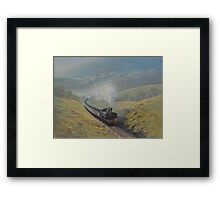 The Neath and Brecon Railway Framed Print