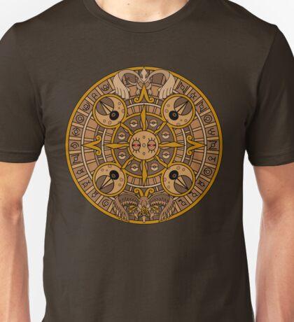 Pokemon Mayan Calendar Unisex T-Shirt