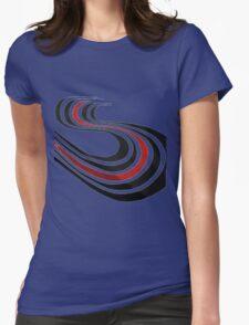 Elliott Smith Figure 8 Womens Fitted T-Shirt