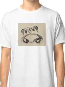 Panda sketch Classic T-Shirt