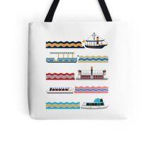 Walt Disney World Watercraft Tote Bag