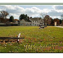 Sturbridge Village by Frank Garciarubio