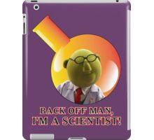 Dr. Bunsen Honeydew. iPad Case/Skin