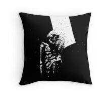 Dark Room #1 Throw Pillow
