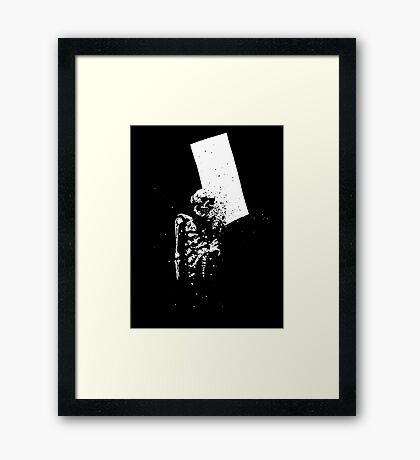 Dark Room #1 Framed Print