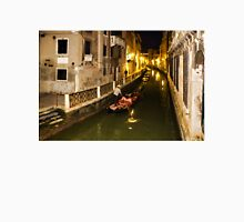 Impressions of Venice - Gliding Towards the Gold Unisex T-Shirt