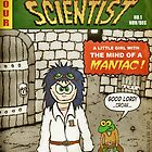 Mag, Scientist by Malcolm Kirk
