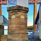 Hawes Pier Beacon by Tom Gomez