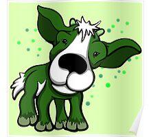 Kid Goat Green  Poster